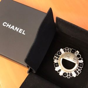 RARE/Authentic Chanel Emoji Brooch😄